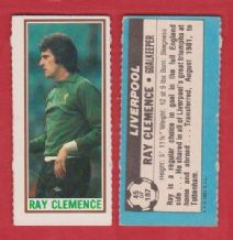 Liverpool Ray Clemence 45